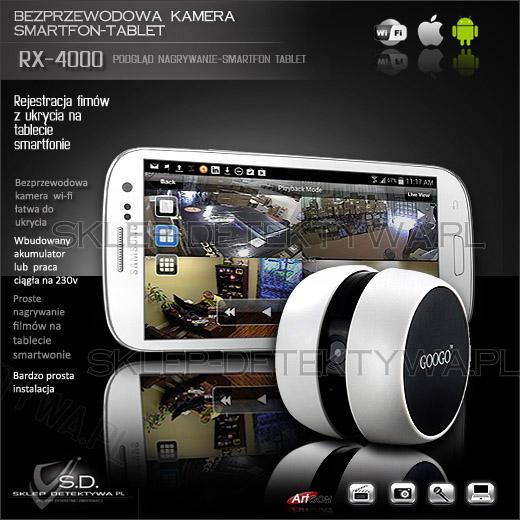 kamera szpiegowska wifi