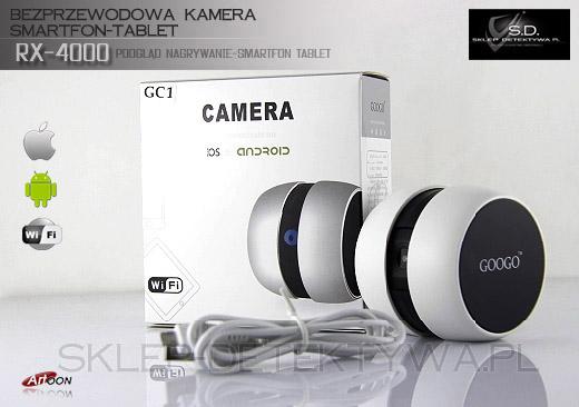kamera do tabletu