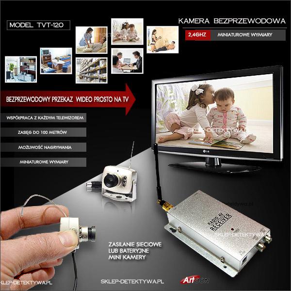 mini kamera bezprzewodowa