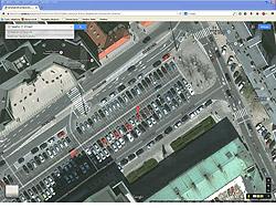 lokalizacja samochodów